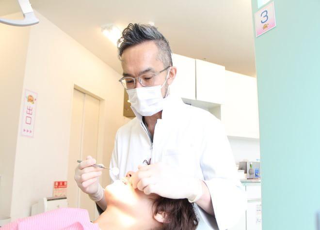 Q.天然歯と神経を多く残すためにどのような取り組みをしていますか?