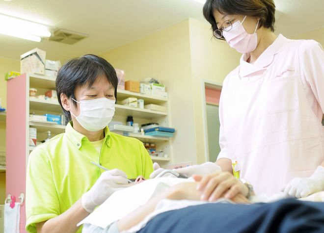 西山歯科の画像