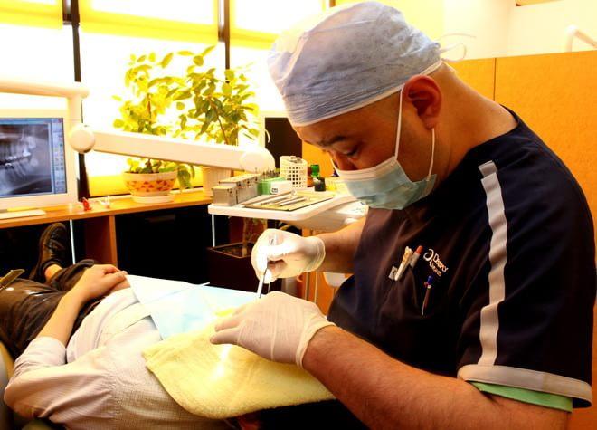 生活習慣を見直すことが、歯周病の治療や予防につながります