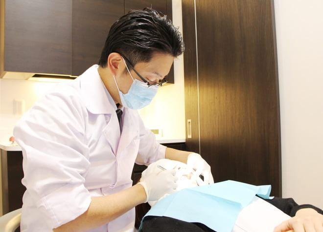 Q.歯周病治療で取り組んでいることはありますか?
