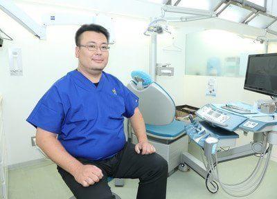院長の小瀬木 良介です。患者様とより良い信頼関係を築きたいと考えています。