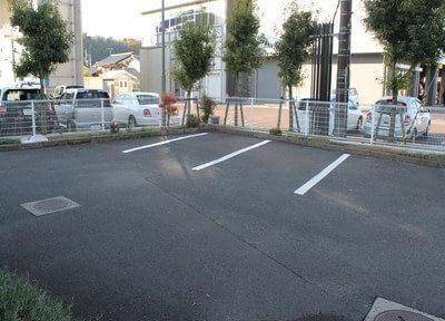 駐車場がございます。
