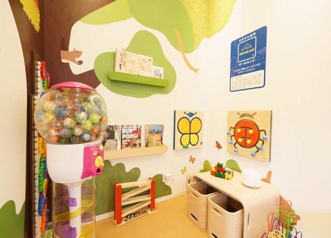 Q.小さなお子さま向けの治療で気を配っていることは何ですか?