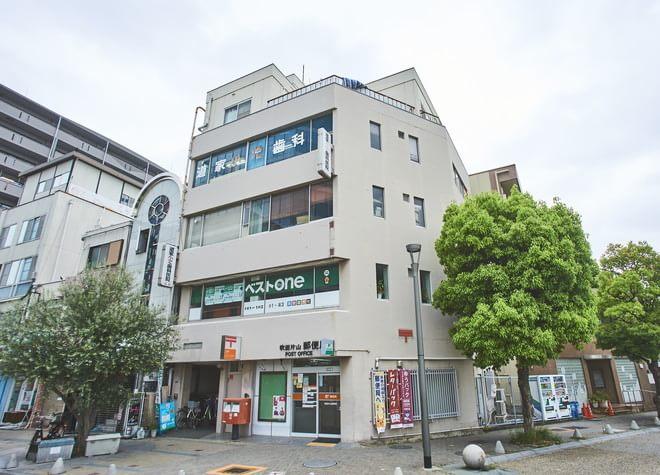 吹田駅(JR)近辺の歯科・歯医者「道家小児歯科医院」