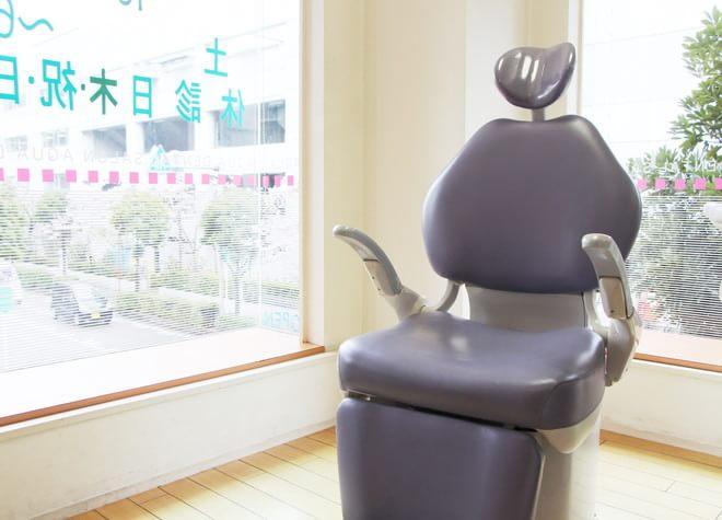 稲毛海岸駅近辺の歯科・歯医者「アクア歯科」