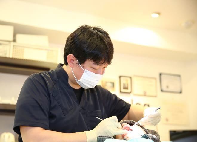 痛みのない、お口に合った入れ歯の作製
