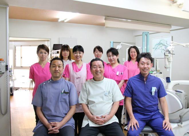 桃山台駅近辺の歯科・歯医者「上橋歯科医院」