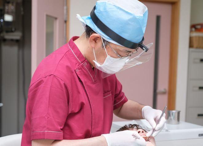 Q.患者さまに合った入れ歯を作製するためどんな工夫をされていますか?