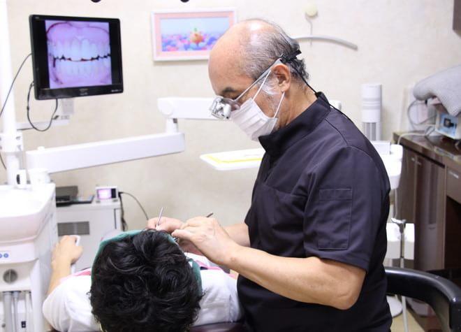周りの歯との調和を考えながら、機能的な物を提供いたします