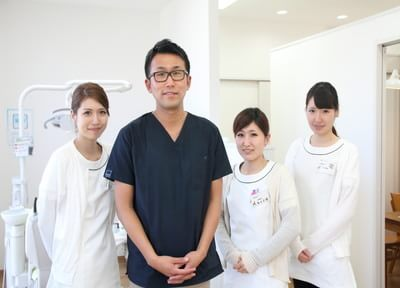 わかばやし歯科医院の医院写真