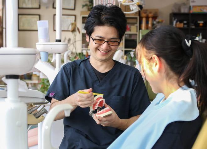 Q.歯を少しでも長く維持するために呼びかけていることは何ですか?