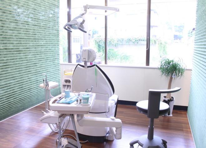 お子さまの歯医者に対する恐怖心がなくなるよう、取り組んでいます。