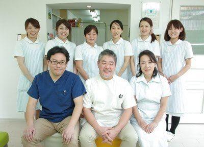 南守谷ファミリー歯科の医院写真