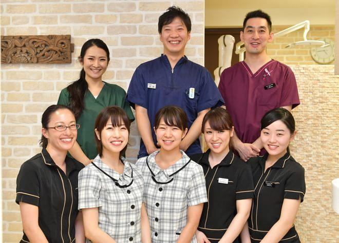 千歳烏山駅近辺の歯科・歯医者「南烏山IS歯科クリニック」