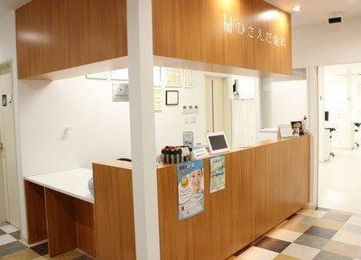 ひさえだ歯科(新深江駅 出口徒歩9分)