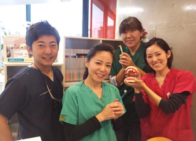 グランティース武蔵小山歯科1