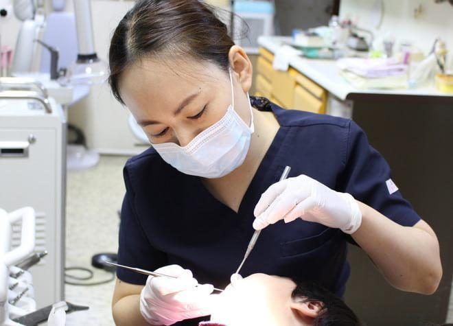 歯とお口の健康をお守りします。