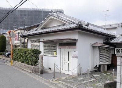 松本歯科医院は千里丘駅の西口から徒歩6分のところにございます。