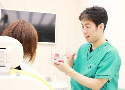 とやま歯科医院 東新庄駅 2の写真