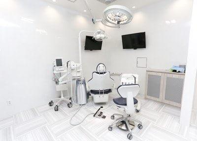 オペ室を完備しています。高度な治療にも適切な設備でご対応が可能です。