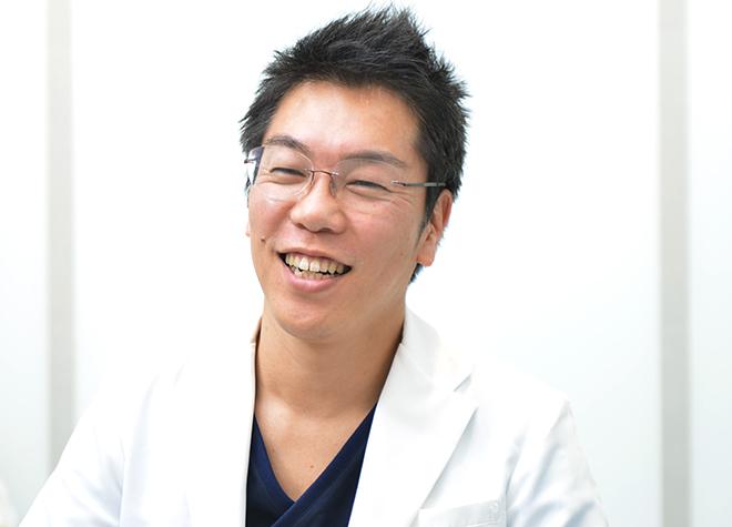代々木駅前歯科 内田 圭一郎 院長 歯科医師 男性