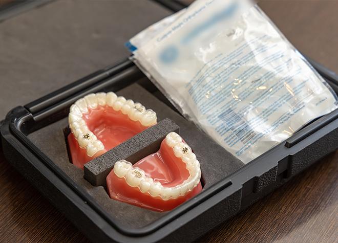 位相差顕微鏡を使用し、患者さまのお口の状況に合わせた歯周病治療を行います。