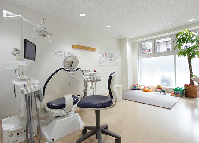 お子さまが歯科医院を身近に感じてもらえるように取り組んでいます。
