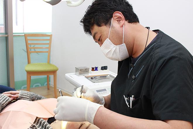 患者さまのお口の健康を守るために