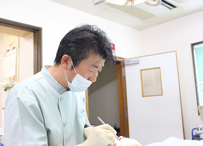 つだ歯科医院_特徴3