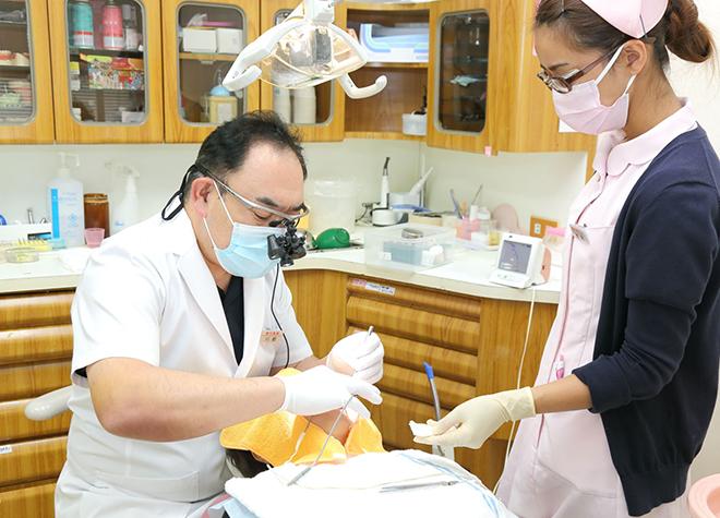 健康な歯を長持ちさせるために、予防歯科に力を入れています