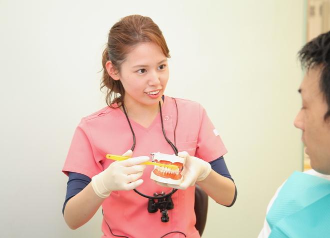 徳重ガーデン歯科_特徴2