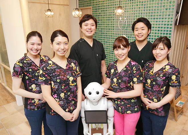 山の手デンタルオフィス田町三田_医院写真1