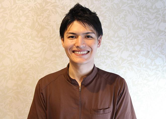 ハシモトデンタルオフィス 上坂 宗敬 院長男性