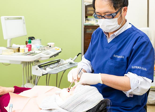 代々木 上原 歯医者
