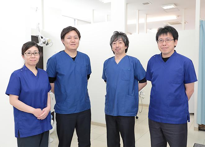 小児歯科の技術を磨いた歯科医師が、治療を担当しています