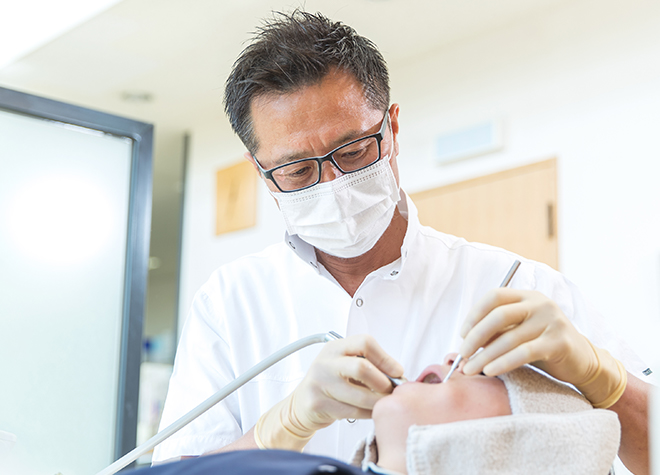 かなやま歯科クリニック_医院写真5
