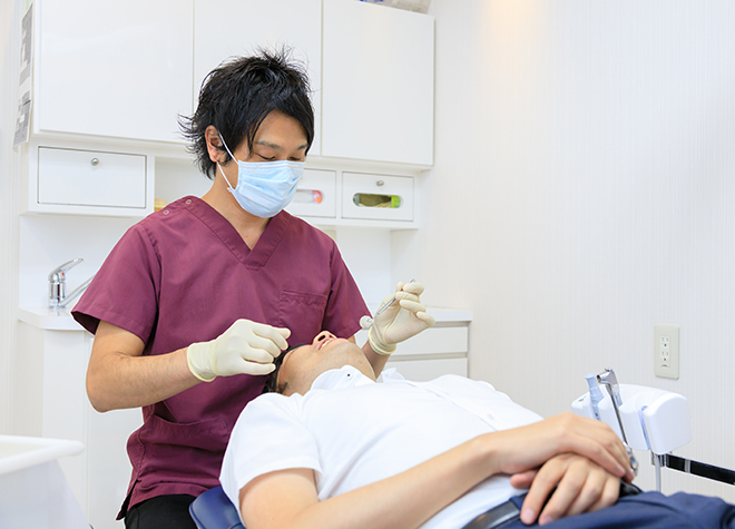 羽村チューリップ歯科