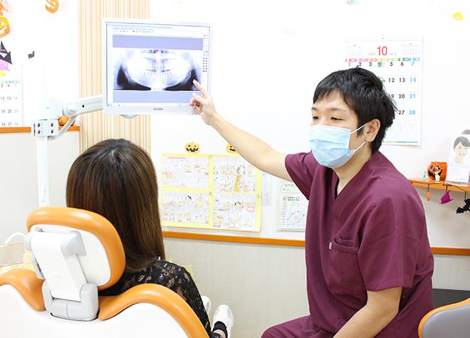 上尾ファミリー歯科_特徴4