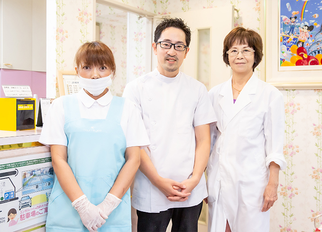 エンゼルハイム西新井大師歯科