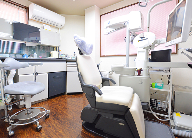 医療法人社団清和会 井上歯科医院(左京区)_医院写真5