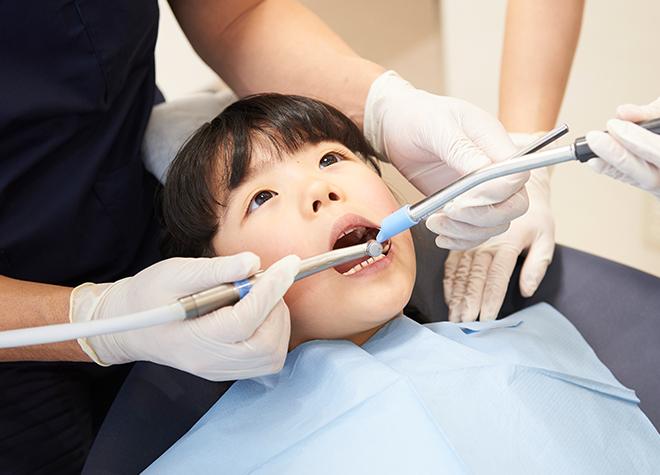 小児歯科に注力、虫歯にならないための治療