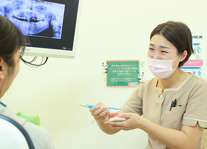 草津いりえ歯科クリニック_医院写真6