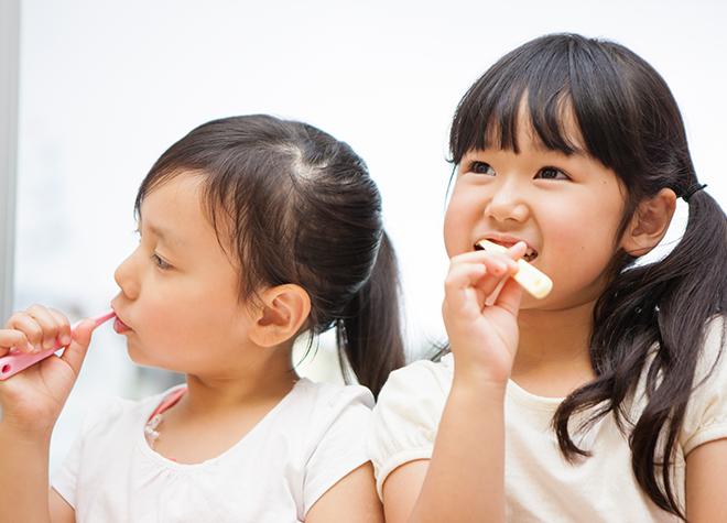 小児歯科に対する考え方