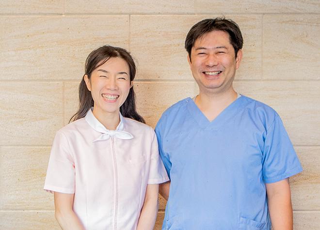 患者さまがケアできない所は当院がサポートしますので、一緒に健康なお口を目指しましょう