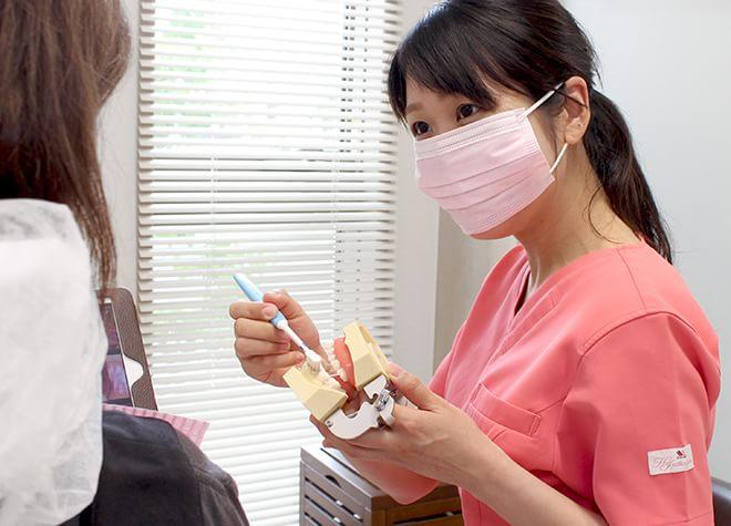 お口の中の環境を整えるためのさまざまなケア
