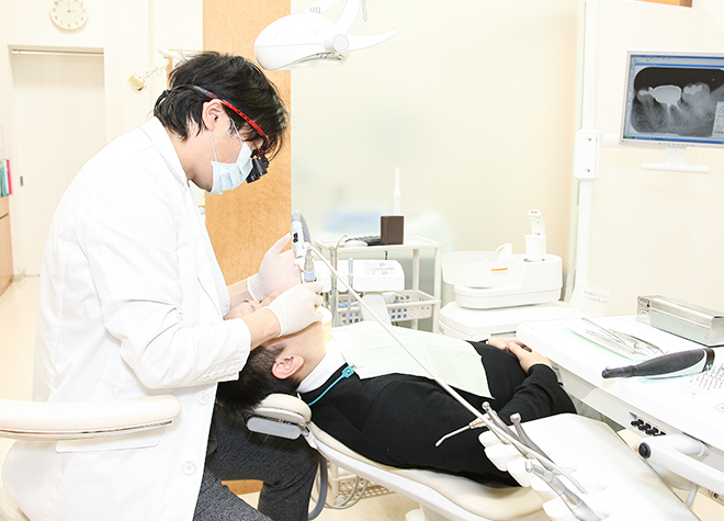 なるべく歯を削らない虫歯治療や予防・メンテナンスで大切な歯を残しましょう