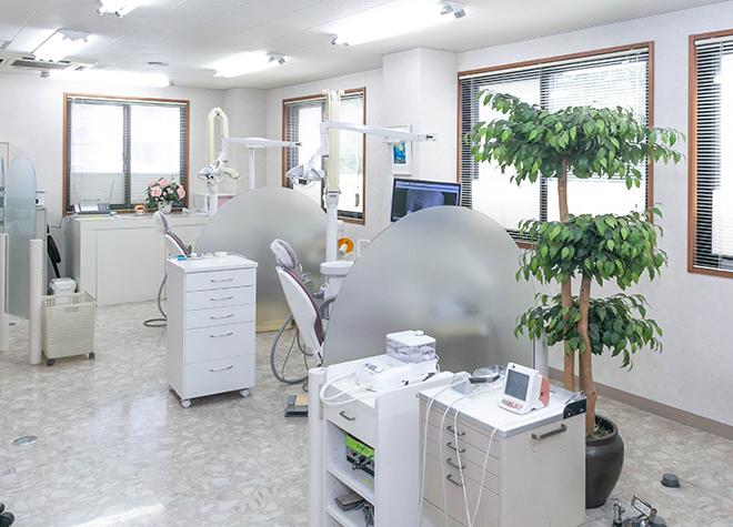 岸根公園歯科