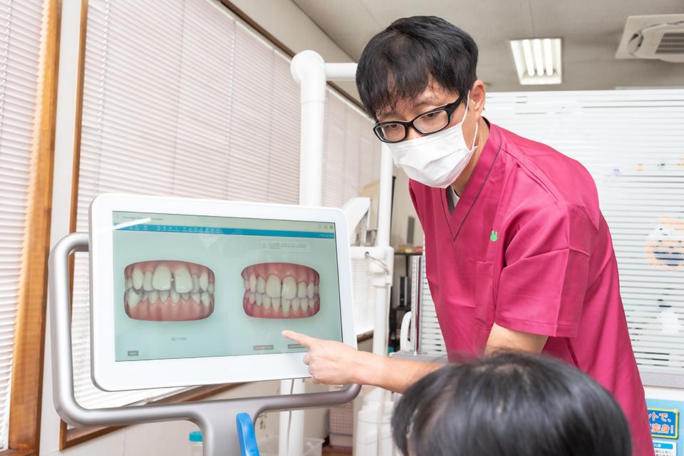 歯並びが気になる方へ!矯正治療の設備が充実している当院に、ぜひお越しください