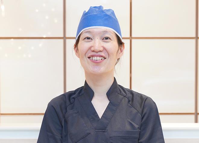 京橋歯科医院 池村 光代 院長男性