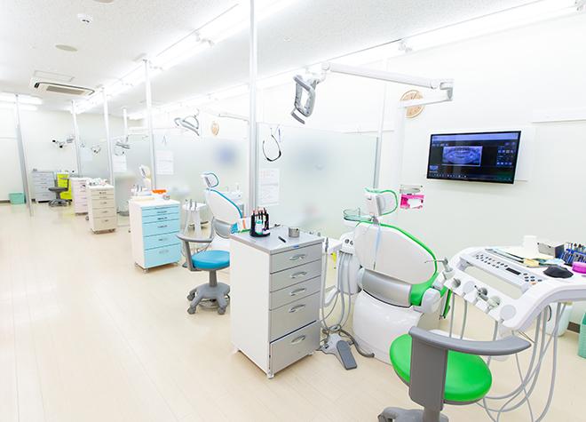 ハートリーフ歯科クリニック東大島_医院写真5